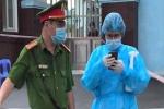 2 người bán cơm cho lái xe đường dài dương tính SARS-CoV-2