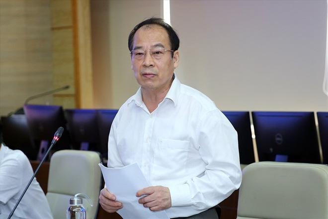 PGS Trần Đắc Phu.