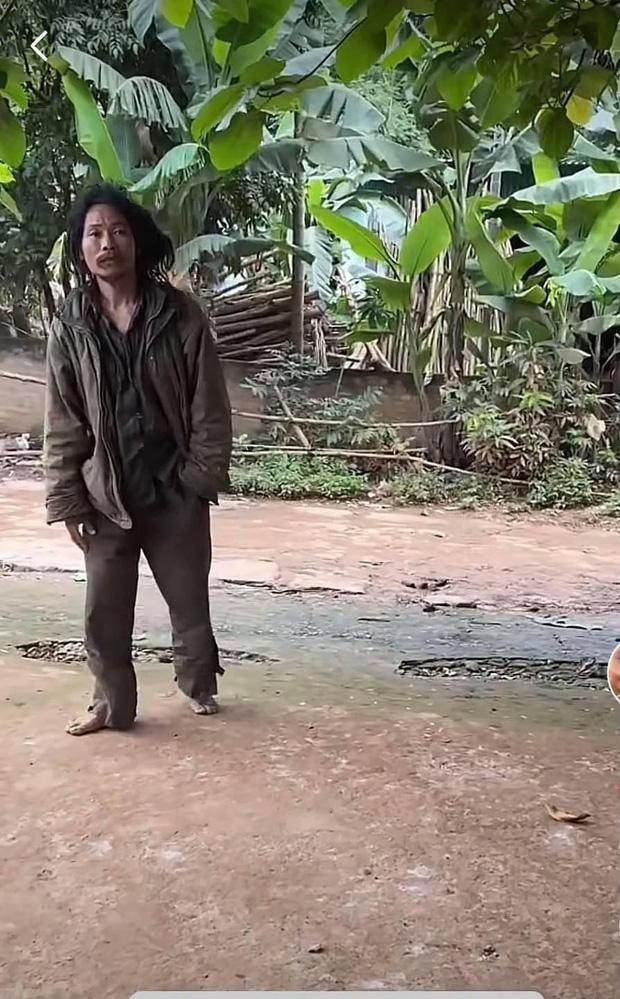 Anh Phú trong đoạn clip