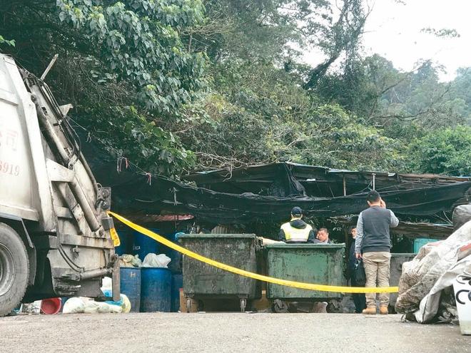 Thi thể đứa trẻ được tìm thấy tại 1 bãi rác tại Tây Môn Đình.