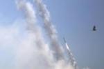 Ba tên lửa từ Syria tấn công Israel