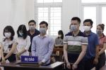 Xét xử 8 bị cáo vụ đưa doanh nhân 'rởm' lên chuyên cơ đoàn Chủ tịch Quốc hội đi Hàn Quốc