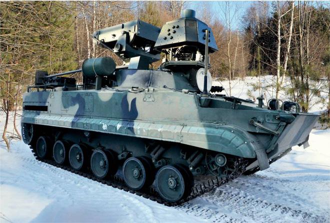 Hệ thống Magister-SV. Ảnh: Rostec/Ruselectronics