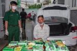 CLIP: Bí mật 'động trời' trong túi đựng trái cây cất trên xe hơi của gã đàn ông 34 tuổi