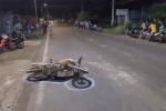 Clip xe máy chạy tốc độ kinh hoàng làm 2 người thương vong