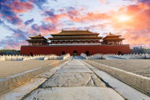 Lý do đại điện trong Tử Cấm Thành ở Bắc Kinh không trồng cây