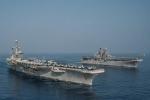 Lầu Năm Góc lập đặc nhiệm hải quân ở Thái Bình Dương?