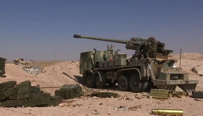 Vụ nổ bí ẩn và các cuộc đấu súng dữ dội có bàn tay Thổ Nhĩ Kỳ ở Syria - Ảnh 2.