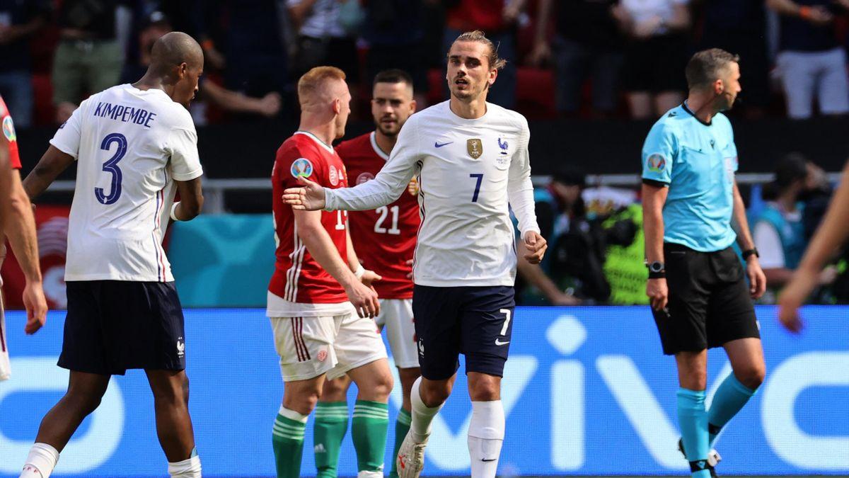 Khó khăn chờ đợi tuyển Pháp. Ảnh: Reuters.