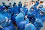 4 ngày liên tiếp TP.HCM có số ca COVID-19 mắc mới rất cao, có ngày gấp 4,5 lần tâm dịch Bắc Giang