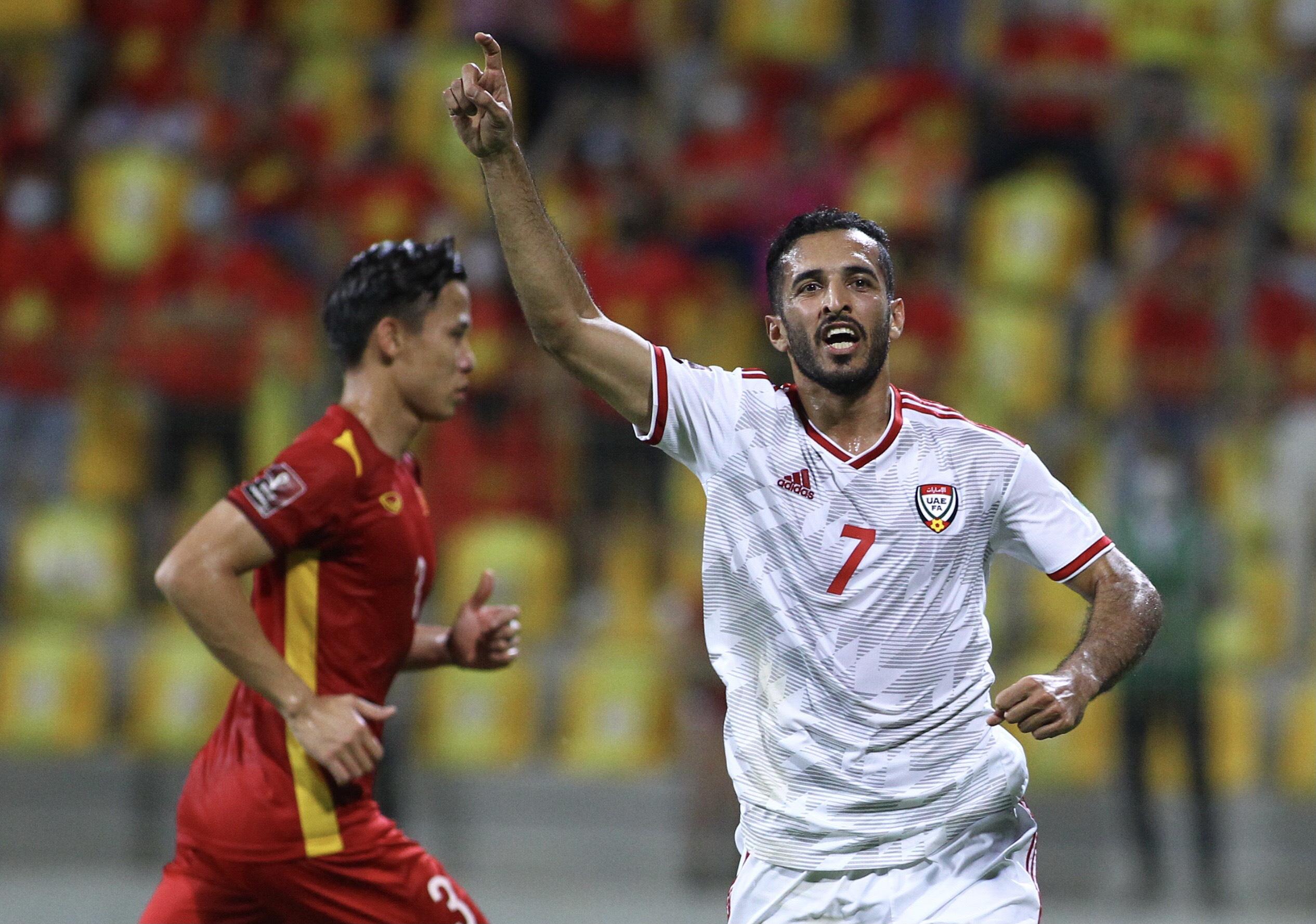Những đội Tây Á hưởng nhiều lợi thế khi đăng cai tổ chức tập trung các bảng đấu ở những lượt cuối vòng loại thứ hai World Cup 2022. Ảnh: Y Kiện.