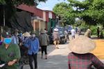 Thảm án chồng giết vợ và bố mẹ vợ ở Thái Bình: Đối tượng gây án nghiện ma túy, thường đánh đập, dọa đổ xăng đốt vợ