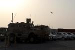 UAV tự sát lao xuống căn cứ Mỹ