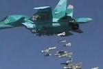 Máy bay Nga tấn công xuất quỷ nhập thần, vùi phiến quân trong mưa đạn