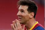 Messi mất 30 tỷ VNĐ sau 10 ngày không ký hợp đồng mới với Barca