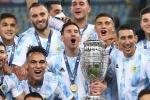 Ronaldo bị hạ bệ sau chiến tích lịch sử của Messi