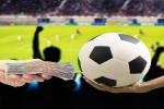 Bắt 8 đối tượng trong đường dây cá độ bóng đá 350 tỷ đồng