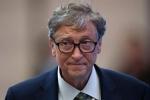 Bill Gates hối lỗi, khóc trước đám đông