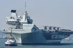 Hai tàu chiến Anh sẽ hoạt động dài hạn ở vùng biển châu Á