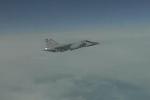 Tiêm kích Nga thị uy F-16 Na Uy