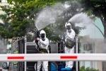 Đề xuất Quốc hội ban bố tình trạng khẩn cấp về dịch bệnh