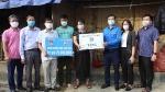 Lai Châu: Trao 25 triệu đồng hỗ trợ gia đình anh Pâng