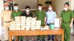 Vận chuyển 31kg ma tuý, 12.000 viên hồng phiến để lấy 20 triệu đồng tiền công