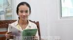 Sóc Trăng: Em Thạch Thị Thanh Tiền vượt khó học giỏi