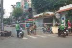 NÓNG: Phong tỏa toàn bộ phường 21, quận Bình Thạnh từ 0 giờ ngày 24/7