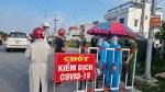 Chủ tịch UBND tỉnh Hưng Yên yêu cầungười dân không đi ra khỏi tỉnh khi không có việc thật sự cần thiết