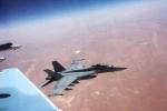 Nga - Mỹ 'đụng độ' trên bầu trời Syria: Cái kết nào cho F-18 khi đối đầu Su-30SM?