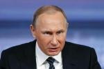 Ông Putin cảnh báo Hải quân Nga có thể tấn công chủ động