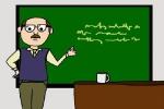Khi thầy giáo trêu cả lớp