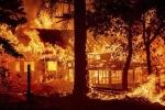 Hình ảnh thảm khốc từ trận cháy rừng lớn nhất California