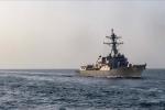 Mỹ phóng loạt tên lửa SM-6 để đánh chặn 2 mục tiêu