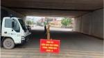 Thiết lập 5 chốt kiểm soát phòng chống dịch tại Thành phố Bắc Giang