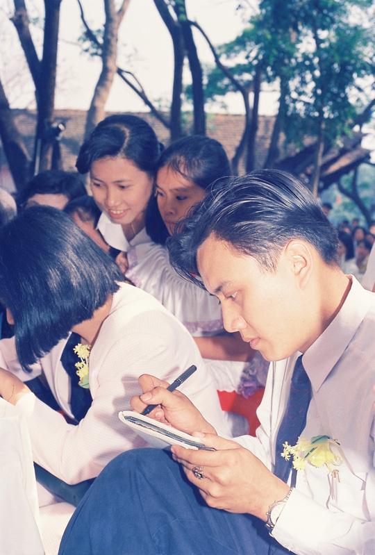 Lê Công Tuấn Anh là cái tên nổi đình nổi đám của màn ảnh Việt những năm 1990.