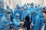 NÓNG: Hà Nội ghi nhận 61 ca dương tính SARS-CoV-2 thuộc 7 chùm ca bệnh