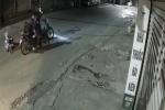 Một cô gái liên quan vụ nữ lao công bị cướp xe máy