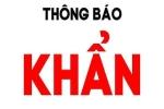 KHẨN: Tất cả người dân Hà Nội cần lưu ý những điều này