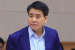 Vợ ông Nguyễn Đức Chung giả chữ ký của con trai