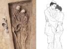 Phát hiện hài cốt đôi nam nữ ôm nhau suốt 1.500 năm và câu chuyện đầy lãng mạn phía sau