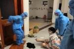 F1 lột quần áo, chửi bới nhân viên y tế