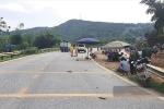 Hòa Bình: Đi xe máy tự ngã trên đường, một người tử vong tại chỗ