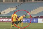 Vì sao trọng tài không cho Việt Nam hưởng penalty?