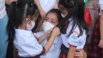 Xúc động nữ bác sĩ Tuyên Quang chia tay con vào Bình Dương chống dịch