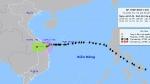 Thời tiết ngày 12/9: Mưa lớn ở khu vực Quảng Bình đến Bình Định