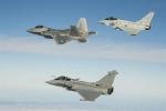 Mỹ giấu vụ F-22 bị Mirage 2000 đánh bại
