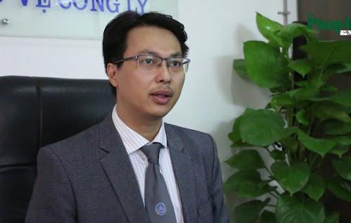 Thạc sĩ, luật sư Đặng Văn Cường