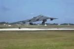 Siêu máy bay tàng hình 1 tỷ USD hạ cánh hỏng nặng